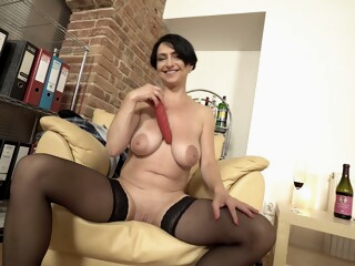 Crazy xxx video MILF unique iceporn big tits brunette hd